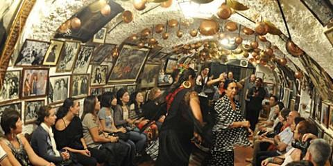 Cena--espectáculo-flamenco-Granada