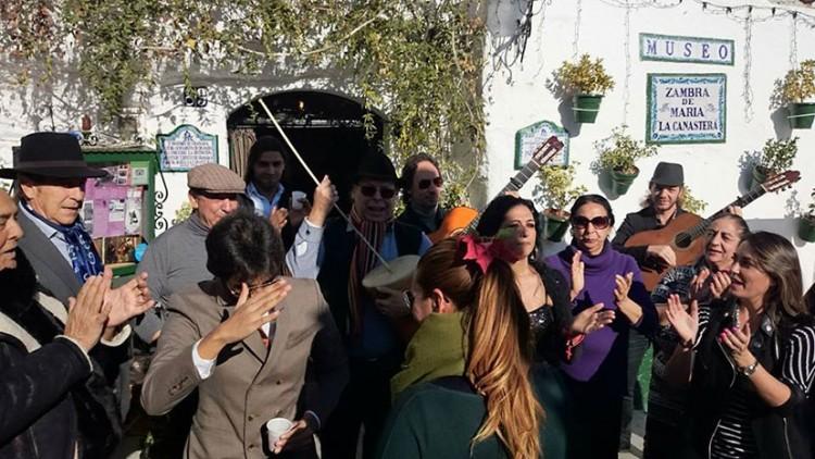 Navidad deflamenco en Granada
